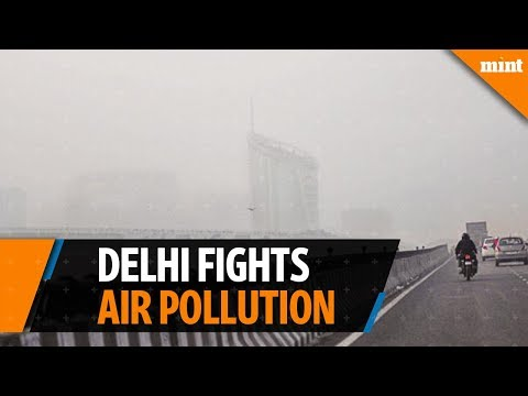 Delhi eyes novel ways to battle pollution