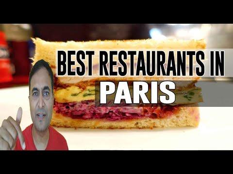 Best Restaurants & Places To Eat In Paris, France
