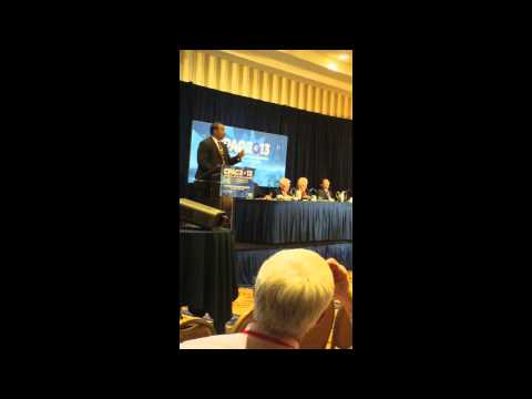 CPAC 2013 - In the Beginning-First Principles (1/3)
