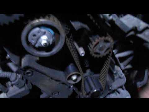 VW Passat B5 замена ГРМ на AVF 1,9