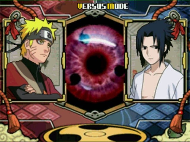 Naruto mugen naruto the ninja fall youtube gaming.