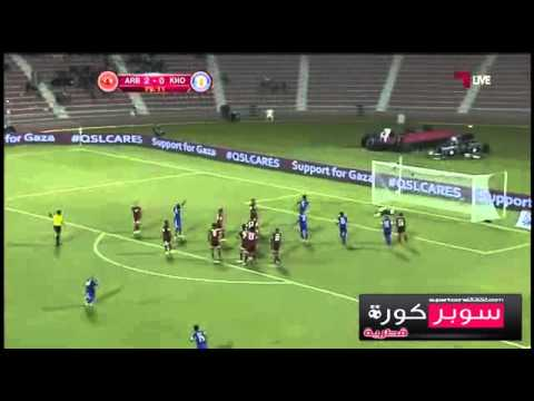 Al Arabi SC - Al Khor SC / AFC Qatar Stars League 2014-2015