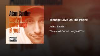 Teenage Love On The Phone