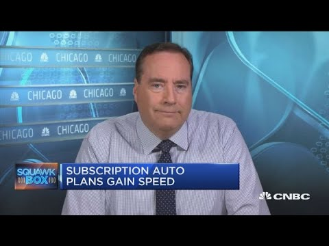 Auto subscription plans expected to replace leasing Mp3