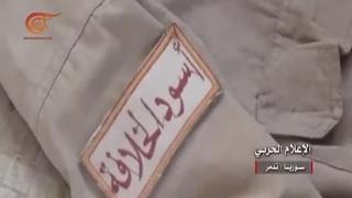 استهداف رتل كبير لداعش في البادية السورية
