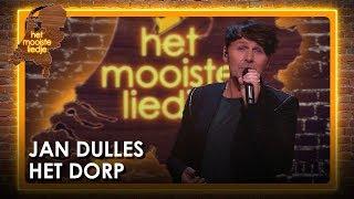 Het Dorp verkozen tot Mooiste Liedje van Nederland. Bekijk de versie van Jan Dulles.