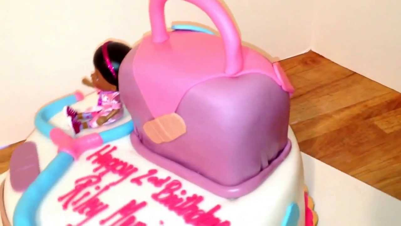 Doc Mcstuffins Cake Go Check Out Jjsweettooth On Fb Or