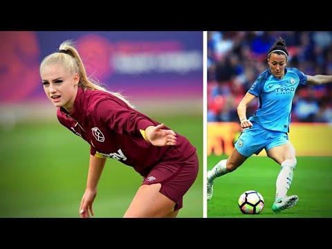 Best FEMALE Footballers in WSL | Premier League 2021