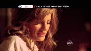 Castle: Season 5 Promo 1  in Slow Motion  w/ dialogue - After The Storm (HD)