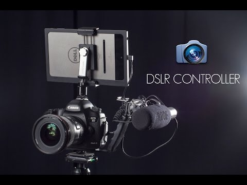 [DSLR CONTROLLER]Convert your Android device in to your DSLR monitor !