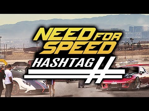 NEED FOR SPEED HASHTAG???