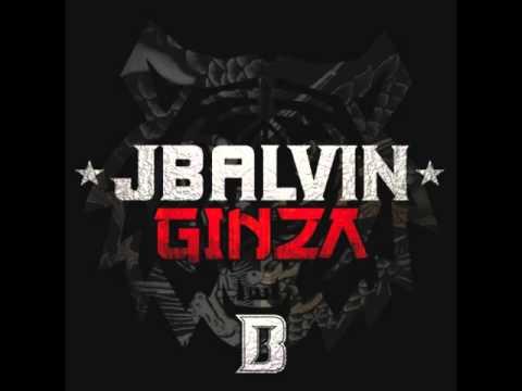 J Balvin- Ginza/audio