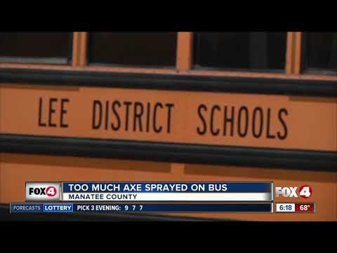 Big Jim - At Work - WATCH: School Bus Evacuated After Someone Used Too Much Axe Body Spray