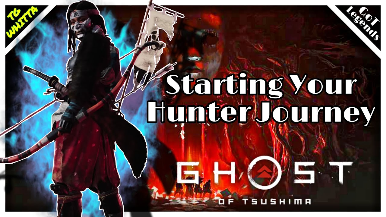 Download Ghost of Tsushima Legends - How to Play Hunter Guide   The ULTIMATE Damage Class