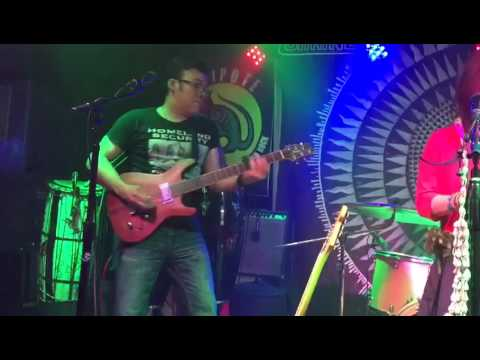 GALIPOTE World Music - Caribbean Rock Live at Te Shrine June 8th 2017