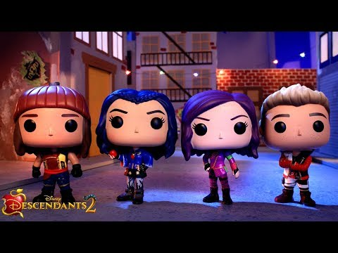VK Dance Party | Descendants 2