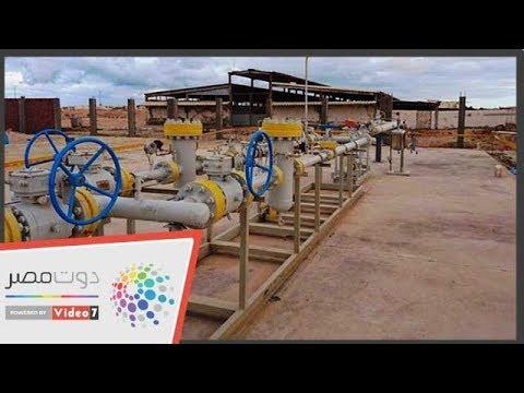 انتهاء أعمال شبكة توصيل الغاز الطبيعى بمطروح نهاية الشهر الجارى  - نشر قبل 23 ساعة