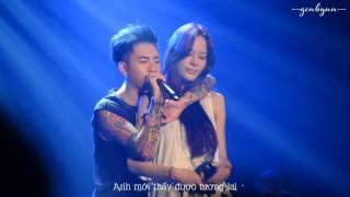 [Vietsub] 谢谢你爱我 (Cảm ơn em đã yêu anh) - R-chord Tạ Hòa Huyền