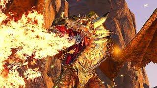 "THE ELDER SCROLLS ONLINE ELSWEYR ""Dragon Rage"" Trailer (2019) PS4 / Xbox One / PC"
