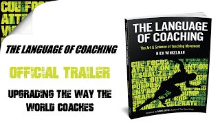 """The Language of Coaching"" Book Trailer"