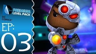 Little Big Planet 2 - DC Comics DLC - Episode 3