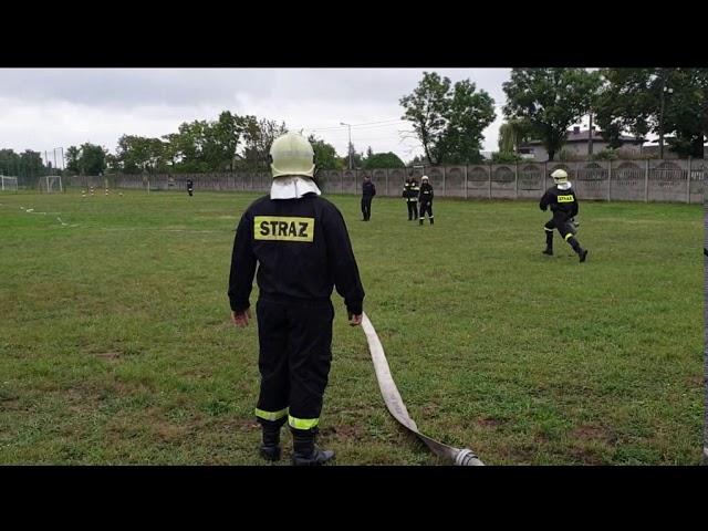 Gminne Zawody Sportowo Pożarnicze w Słubicach 8 września 2019