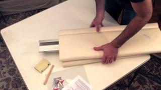 Window Coverings Ideas: Top Banana Cornice - Standard Bendable Window Kit and Sliding Door Kit