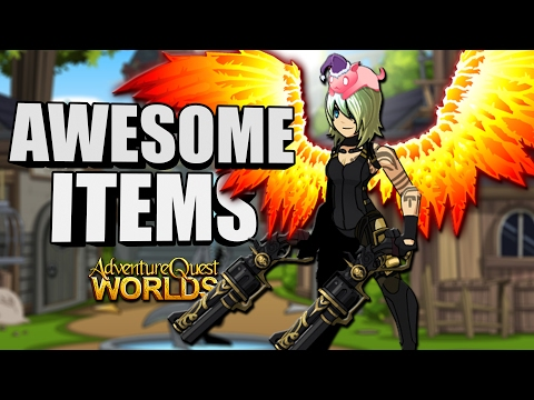 Awesome Non Member Items Free Ac Set Easy Badge Aqw