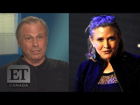 Todd Fisher Talks Carrie Fisher's Return To 'Star Wars'