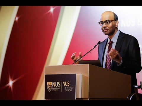Building an innovative society: Deputy PM Tharman Shanmugaratnam