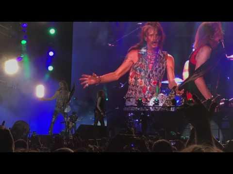 Aerosmith - Sweet Emotion (Live In Florence / Firenze, 23/06/17)
