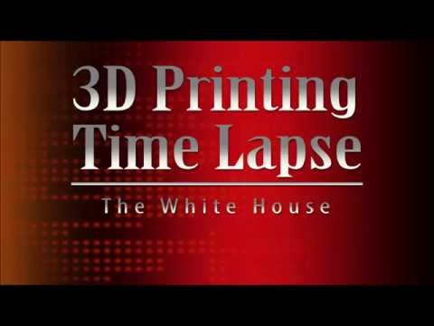 3D Printing the White House