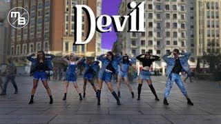 [Kpop Dance In Public] CLC (씨엘씨) - 'Devil' | 1theK Dance Cover Contest | Mad Balance / Madrid
