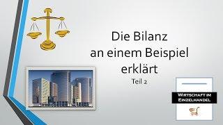 In diesem video möchte ich dir die bilanz anhand eines unternehmens erklären.text:bilanzen müssen von vielen unternehmen gesetzlich vorgeschrieben erstellt w...