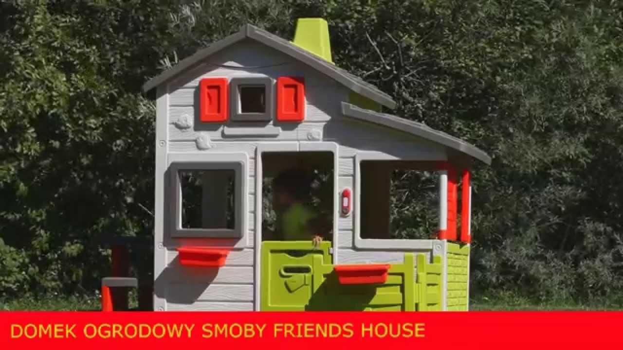 Domek ogrodowy dla dzieci  YouTube # Kuchnia Dla Dzieci Kinderkraft