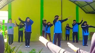 Art Stage SMAN 1 TIRIS danse PUBG, FORTNITE, et GRATUIT EXERCICEs FIRE Cuman 1 heure
