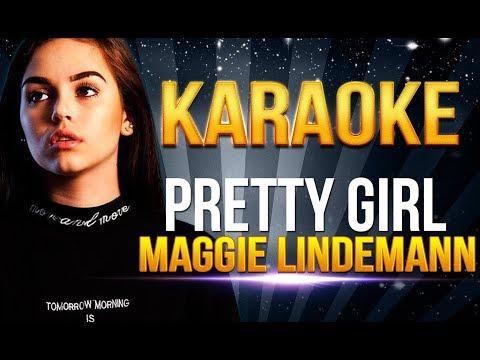 Maggie Lindemann - Pretty Girl KARAOKE