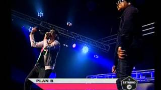 Plan B - Candy (En vivo)