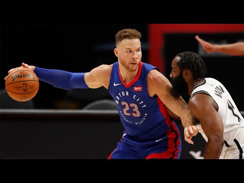 Blake Griffin to Be Held Out by Pistons amid Trade, Contract Buyout ...