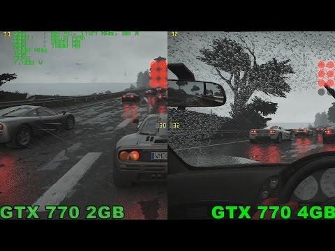 GTX 770 2Gb vs 770 4Gb in 10 actual games