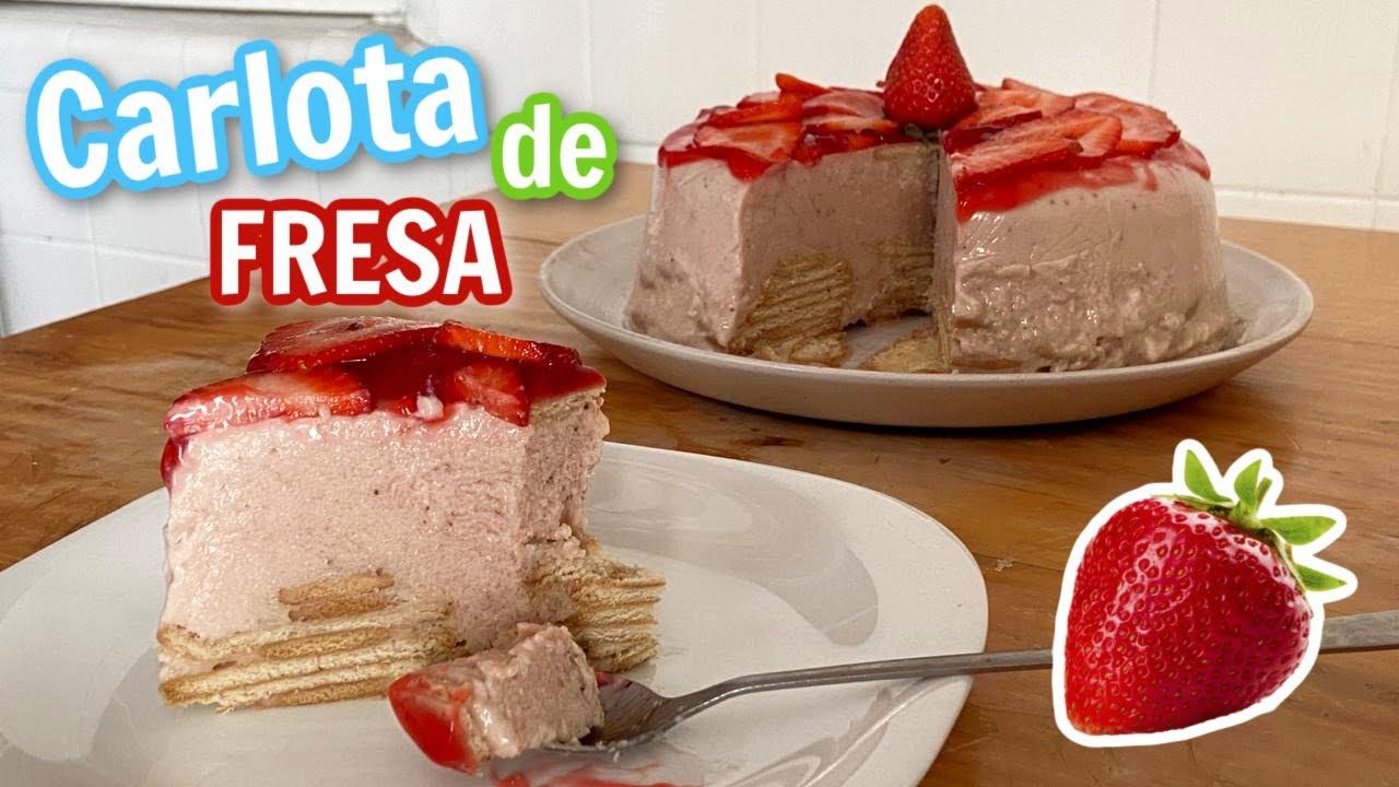 CARLOTA DE FRESA