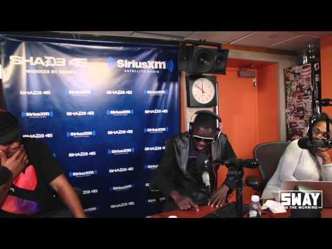 Comedian Michael Blackson Makes Sway in the Morning Cry With