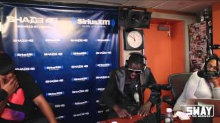 Comedian Michael Blackson Makes Sway in the Morning Cry With Laughter | Sway's Universe