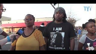 "Sister of Murdered Black Man on ""Executioner"" Cops"
