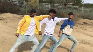 "Chris Brown ""No Filter"" Choreography Nelson Matti"