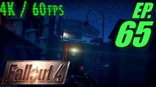 Fallout 4 Walkthrough in 4K Ultra HD 60fps, Part 65 Fuckington in Lexington Let s Play, PC