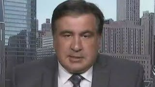 EXCLUSIVE   'The whole thing stinks'  Saakashvili slams Ukraine for stripping his citizenship