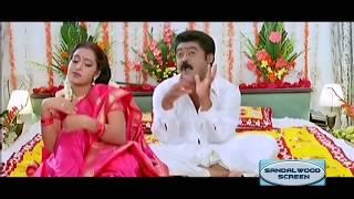 Comedy First Night Song    Govinda Gopala    Hey Vayyari    Jaggesh,Komal,Neethu,Sangeetha