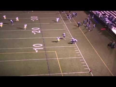 Top Plays of South Christian High School Football Season 2008