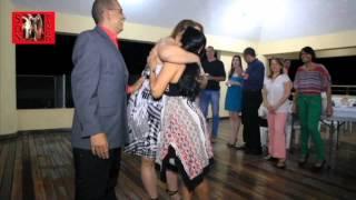 DAVID & ROSINA BARREIRO; Bolero